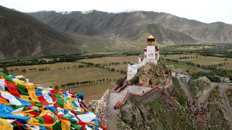 Les 5 Tibétains - exercice de longévité