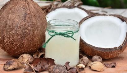 bain de bouche huile coco
