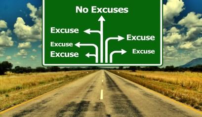 excuses ou pas d'excuses