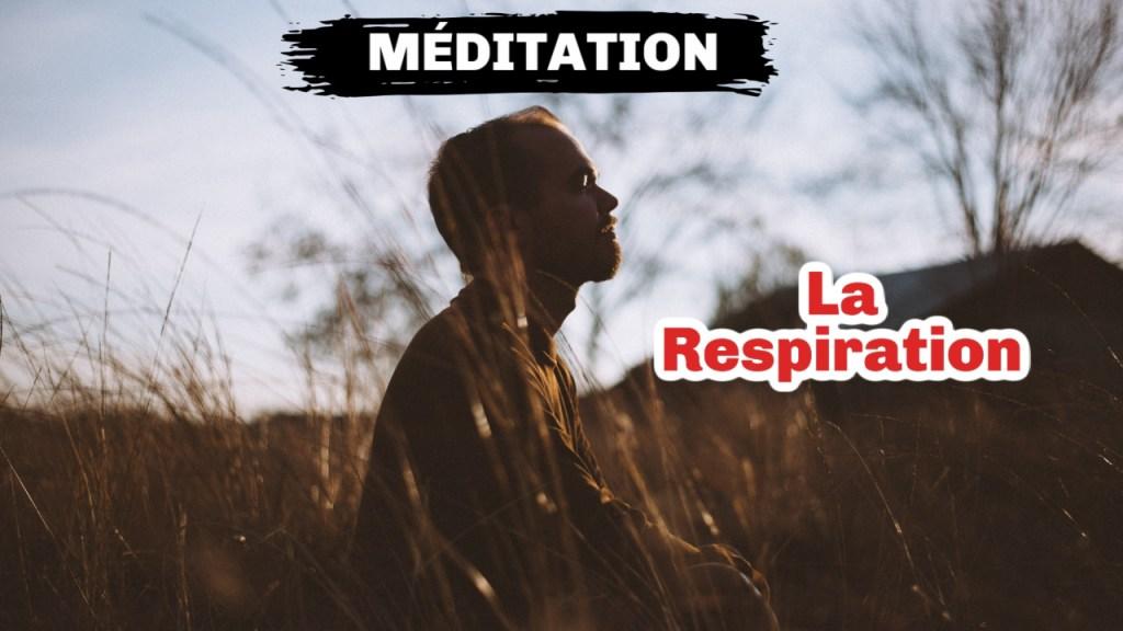 comment gérer sa respiration en méditation?
