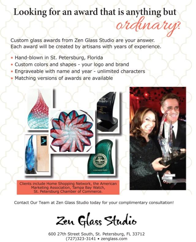 Zen Glass Custom Award Flyer_