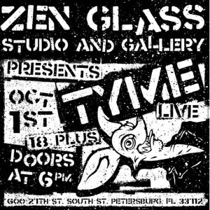 Tyme class & show at zen glass studio