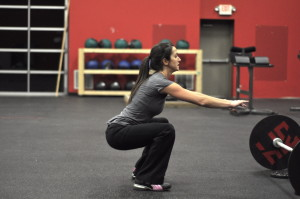 cROSSFIT aIR sQUAT