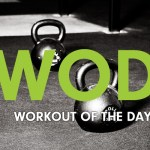 Workout of the day No 24