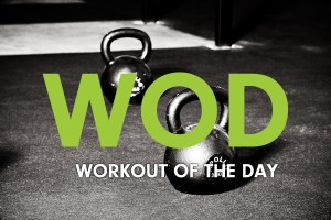 Workout Of The Day No 37