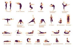Yoga-Bikram-poses