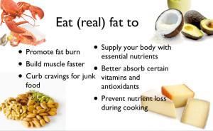 healthy fat diet