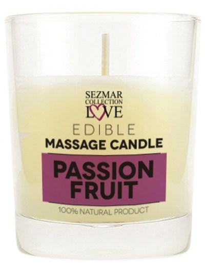 Bougie de massage fruit de la passion 100 ml