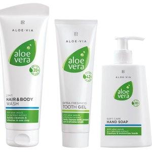 0709-1_LR Aloe Via Set hygiène Aloe Vera
