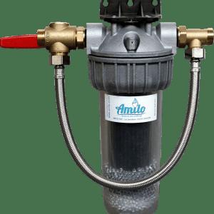 Filtre d'eau sous l'évier écologique