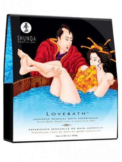 Sels de bain shunga
