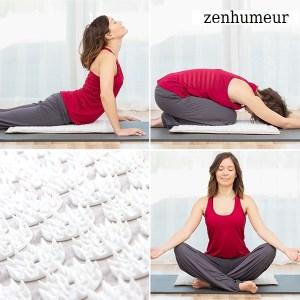 tapis de yoga detante