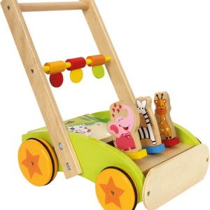 """Chariot de marche """"Parade des animaux"""""""