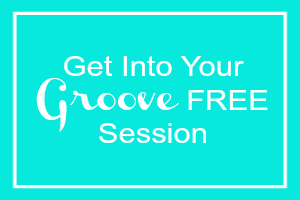 Product box - Get into your groove free session