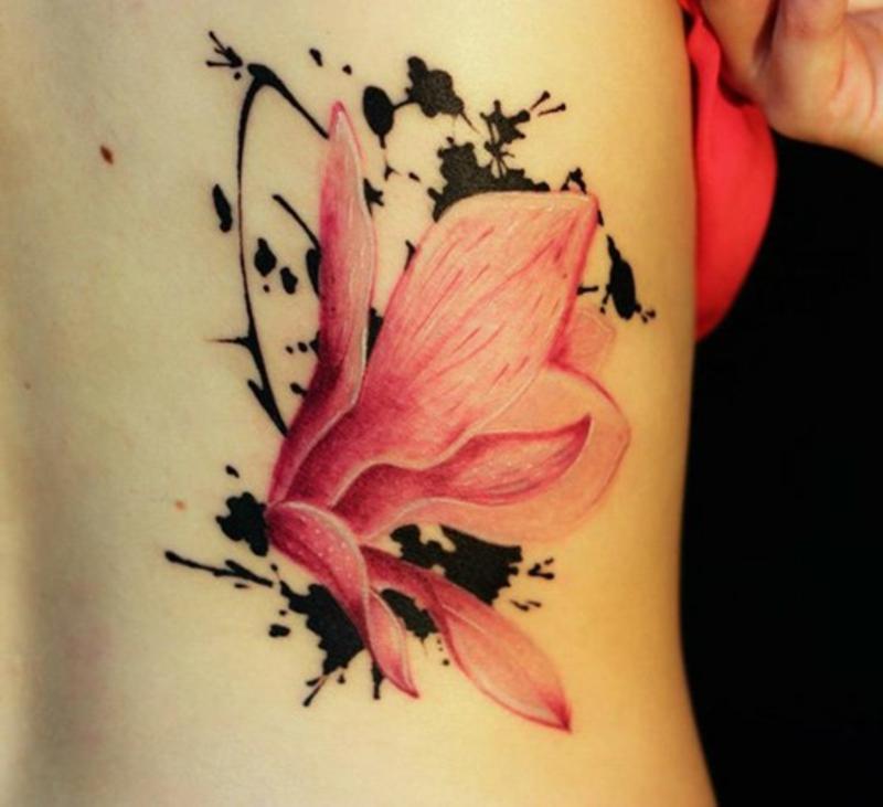 Tattoos Blumen und ihr Symbolik  Deko  Feiern DIY