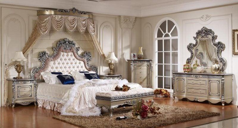 Inspiration vom Versailles Schloss 36 Ideen fr Barockmbel  Innendesign Mbel  ZENIDEEN