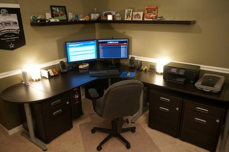 Gaming Schreibtisch Selber Bauen 2021