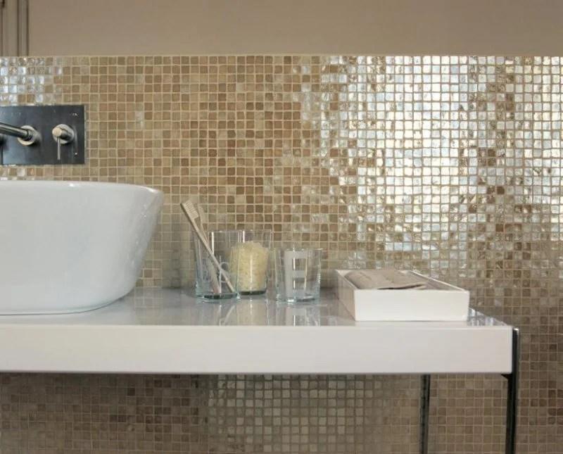 Mosaik Badezimmer Selber Machen – haus ideen