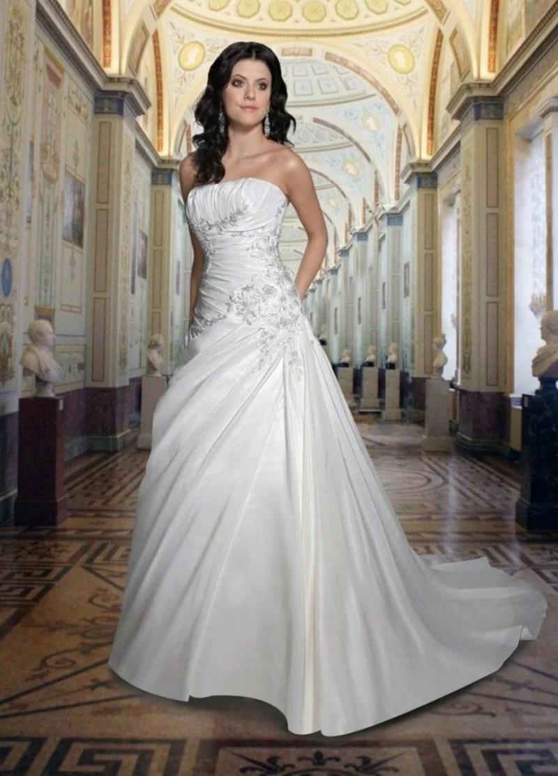 50 schne Brautkleider fr eine unvergessbare Hochzeit