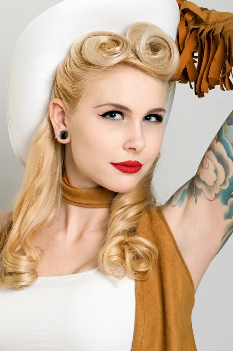 20 Rockabilly Frisuren Selber Machen Open Ecg Project