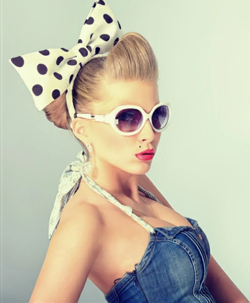 Rockabilly Frisur Schritt Fr Schritt Latest Rockabilly Frisur