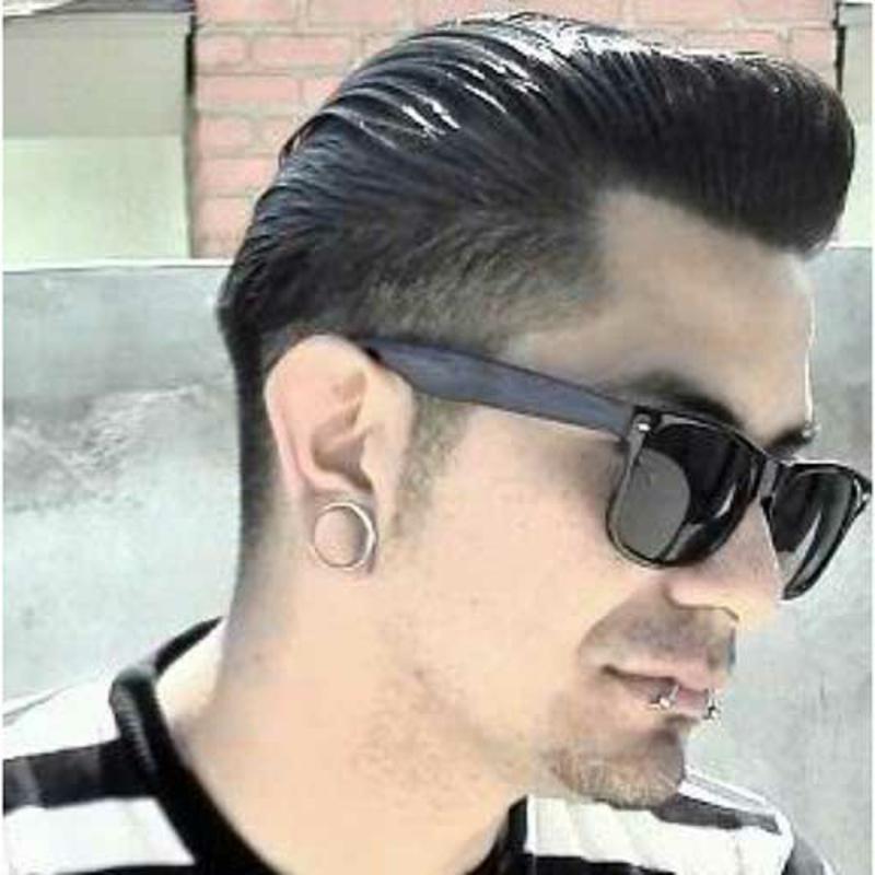 Rockabilly Frisur Wachs – Stilvolle Frisuren Beliebt In Deutschland