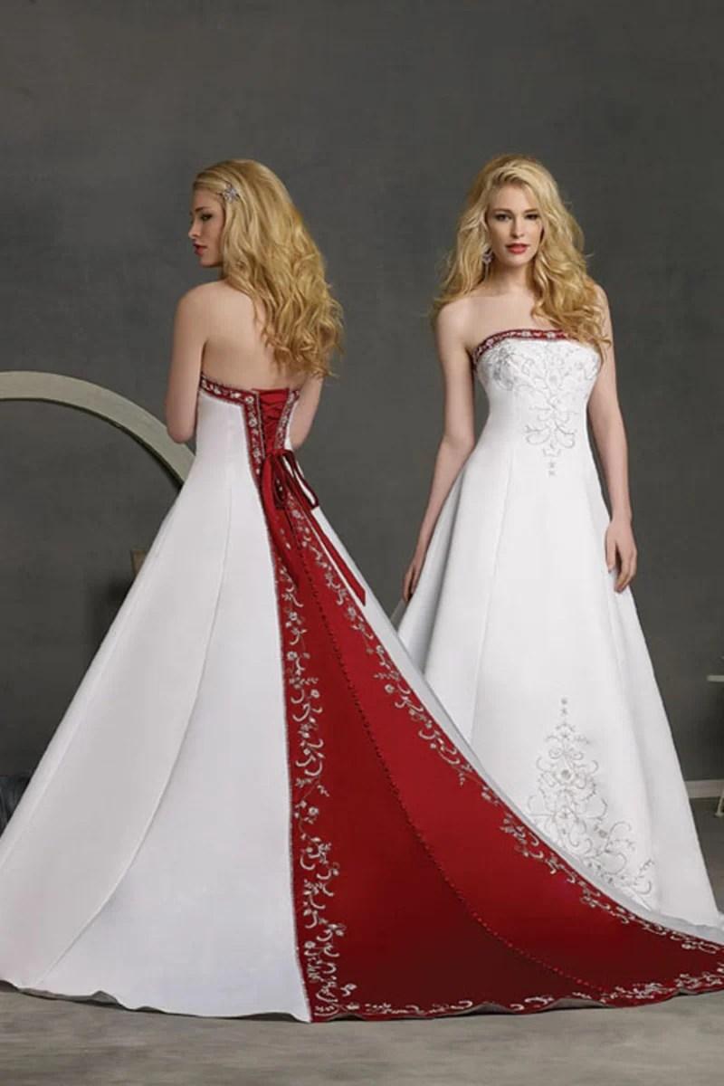 Ausgefallene Brautkleider fr eine einzigartige Hochzeit