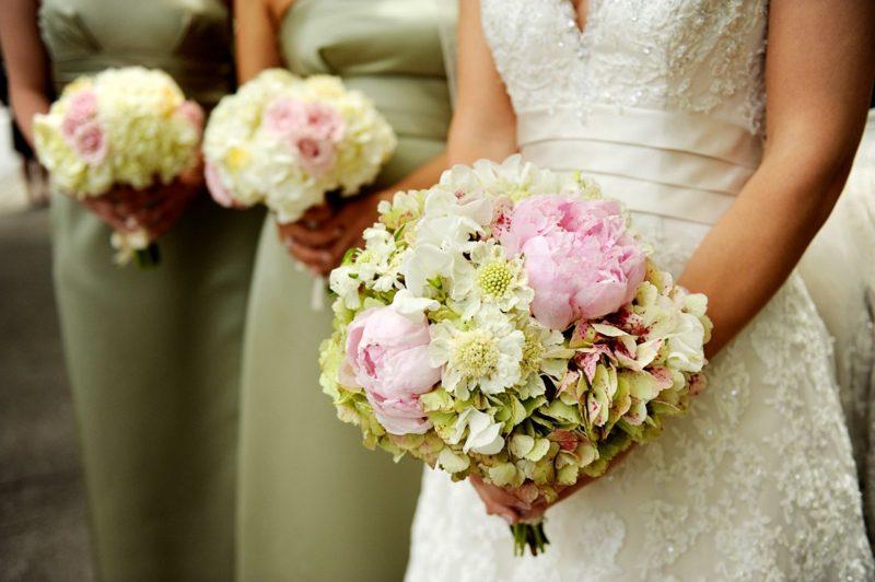 Blumengestecke fr Hochzeit  10 Tipps  DIY Hochzeit