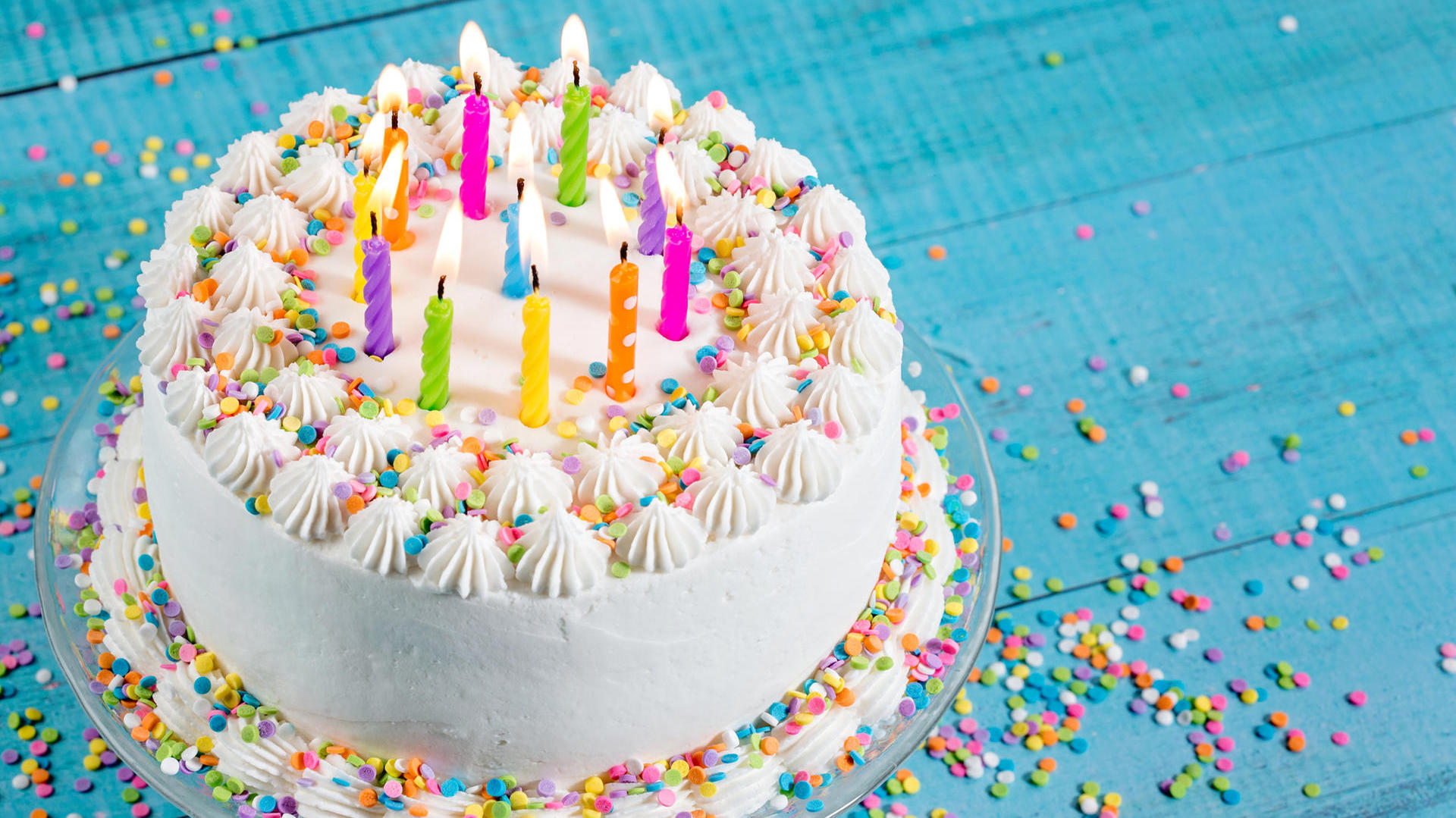 Geburtstagstorten selber machen  Deko  Feiern DIY