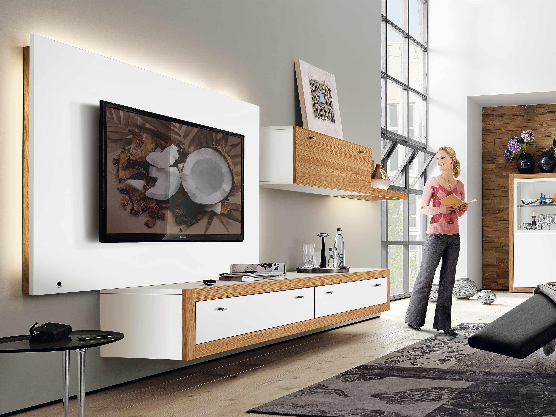 Ikea Flurmöbel 20 Stilvolle Ideen Hülsta Wohnwand Zu
