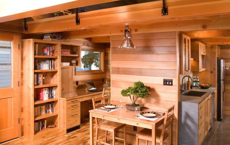 21 Inspirationen fr Holz Wandverkleidung fr jeden Raum  Innendesign Wandverkleidung  ZENIDEEN