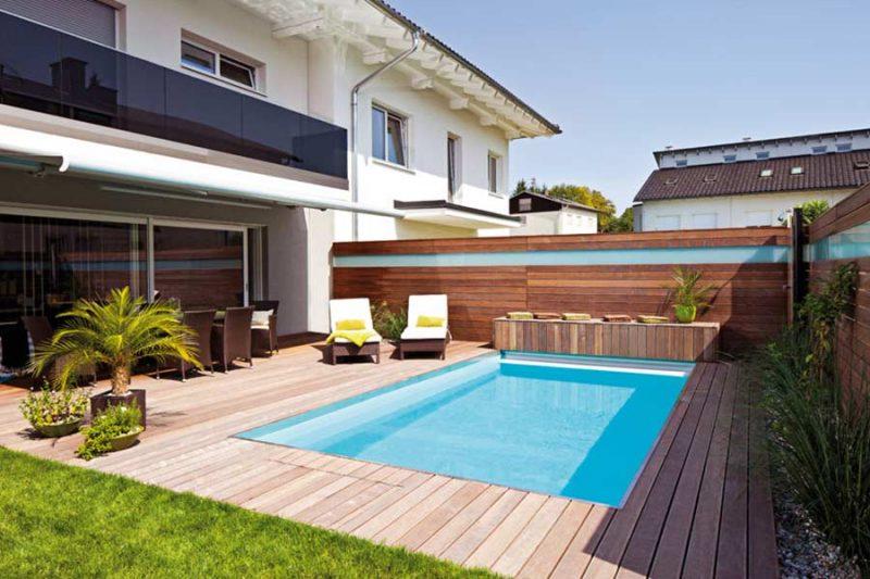 Swimmingpool im garten kinder  Swimmingpool Im Garten Kinder Garten Pool Selber Bauen Eine | Ifmore