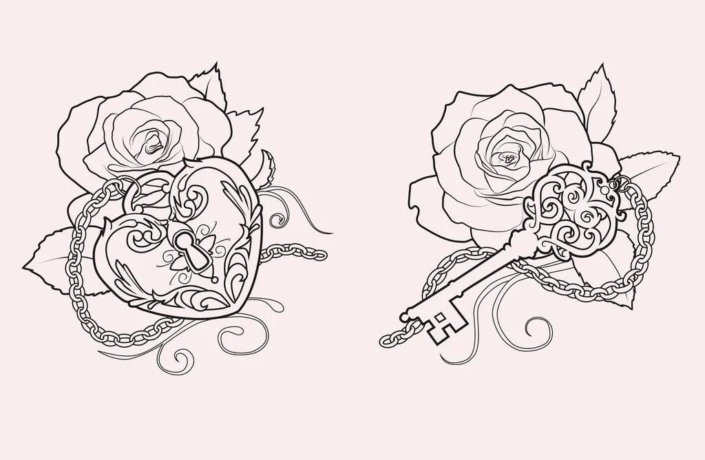 25 erstaunliche Tattoovorlagen kostenlos zum Ausdrucken