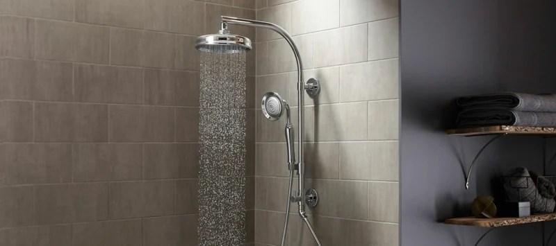 Gemauerte Dusche Als Blickfang Im Badezimmer Vor Und Startseite