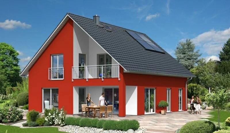 Fassaden Farbig Gestalten 45 Spektakulare Beispiele Fur Moderne