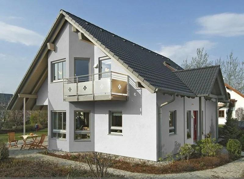 Perfekt Hausfassade Farbe Beispiele Mit Fassade Gestalten Ideen 45 Spektakuläre  Beispiele Für Moderne Hausfassaden ...