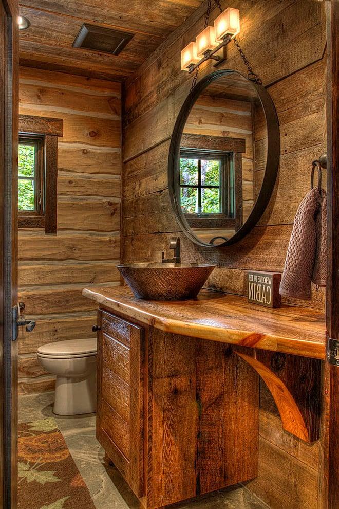 Holz Badezimmer Versiegeln