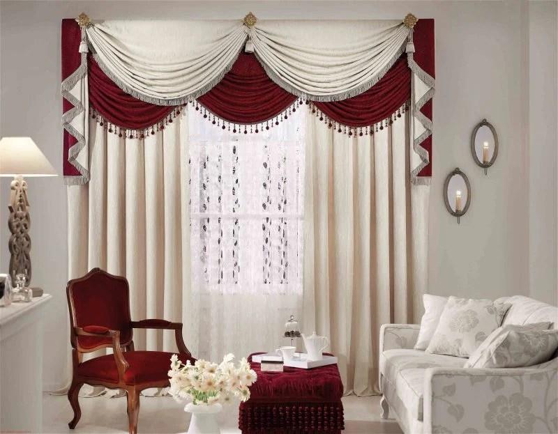 Diese Art Von Gardinen Fur Fenstergestaltung Lasst Das Wohnzimmer Aristokratisch Aussehen