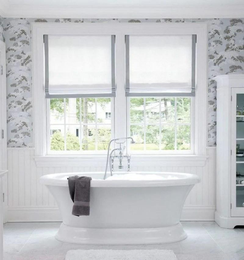 Gardinen Für Badezimmer Fenster – haus ideen