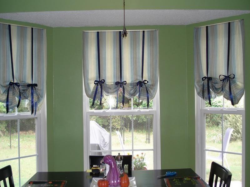 Fenstergestaltung 37 Ideen fr GardinenTrends und