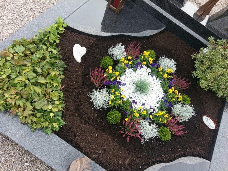 Was soll ich als Grabbepflanzung benutzen  Gartenarbeit