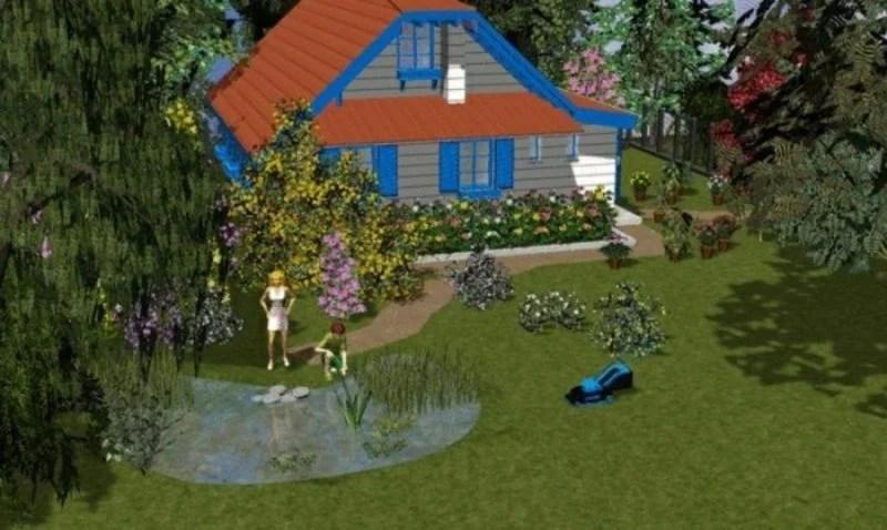 Gartengestaltung Online Planen Kostenlos  Natacharousselcom