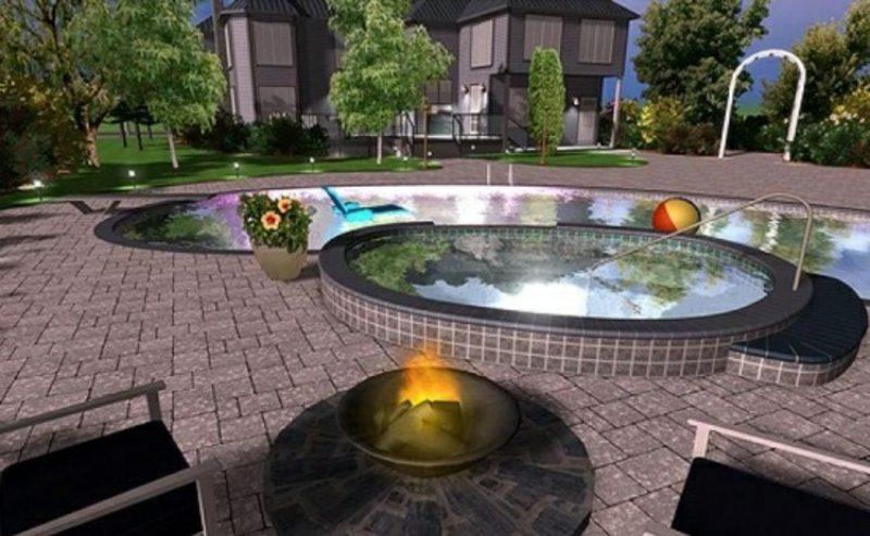 Online Gartenplaner fr eine individuelle Gestaltung des Auenbereichs