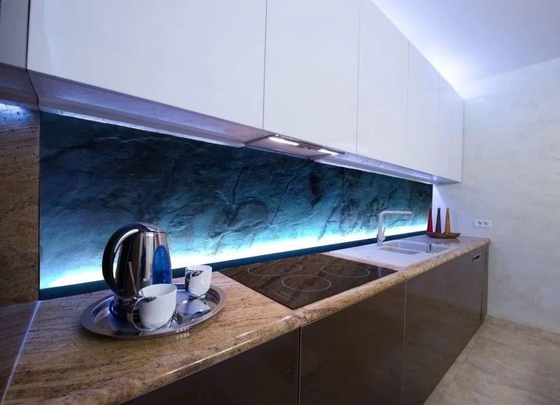 Küche Plexiglas Led | 6 Moderne Duschen