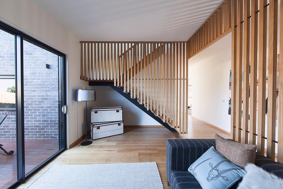 Treppengelnder selber bauen  Anleitung und 50 Beispiele