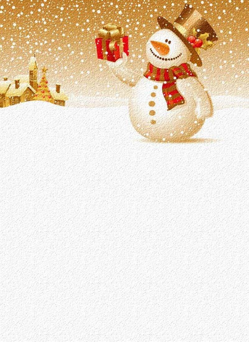 20 kreative Vorschlge fr thematisches Briefpapier zu Weihnachten