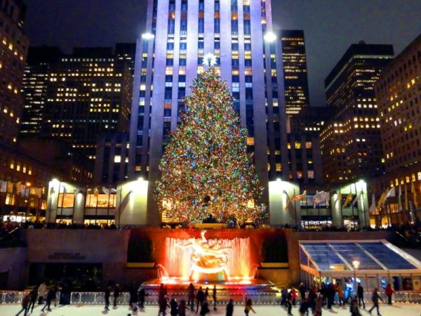 Weihnachten in New York Ein Überlebensführer für einen