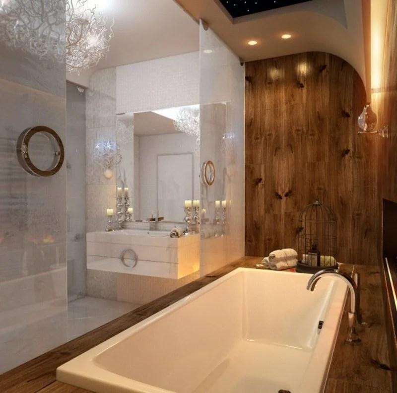 Luxus Badezimmer  49 inspirierende Einrichtungsideen