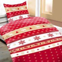 Bettwsche zu Weihnachten: 20 schne Ideen fr die kalte