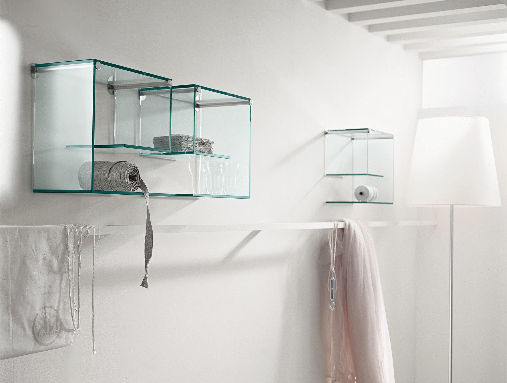 39 Ideen fr Glasregale fr jede Zimmergestaltung